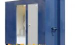 Nhà vệ sinh lưu động 2 buồng