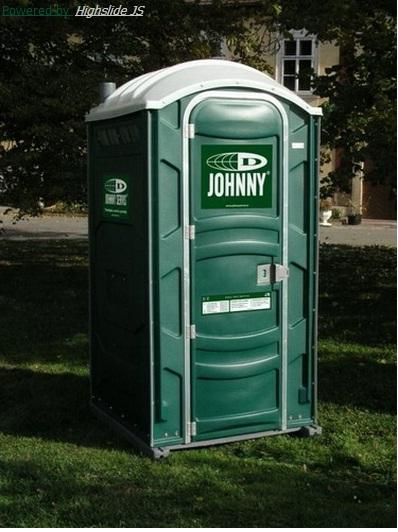 Nhà vệ sinh di động mini
