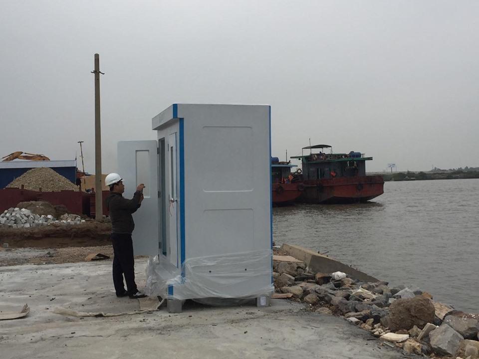 Cho thuê nhà vệ sinh công cộng tại Đà Nẵng
