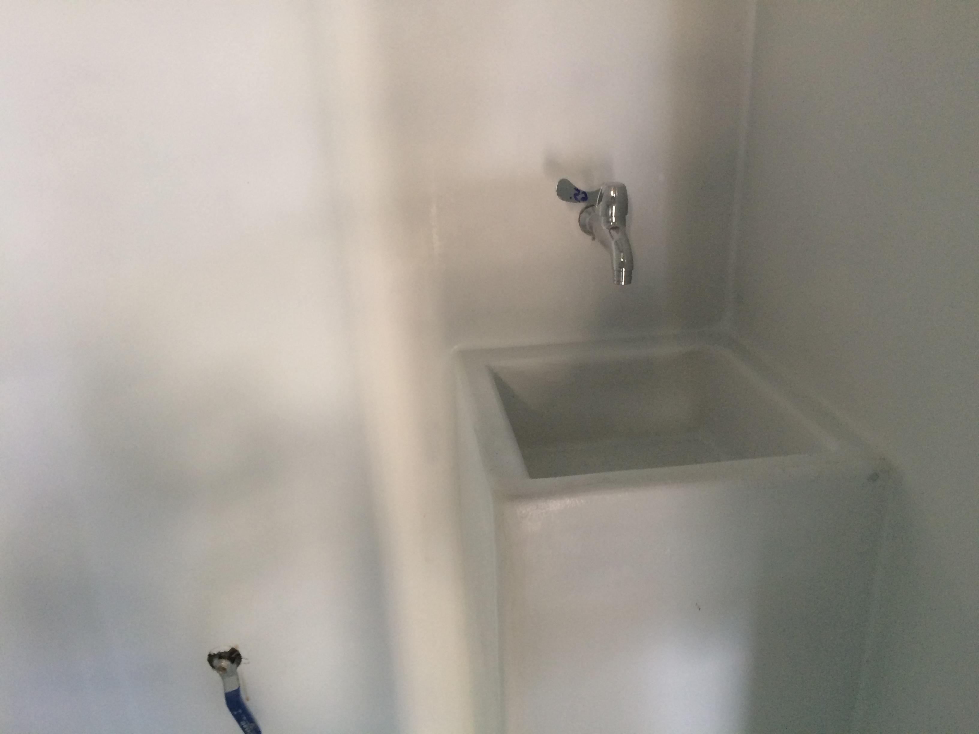 Hệ thống điện và nước đi âm tường