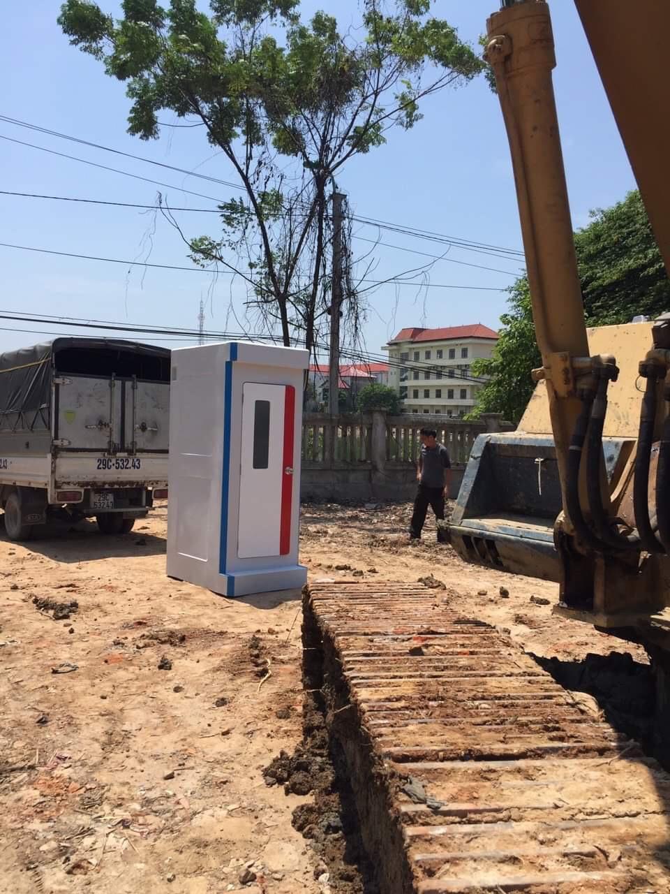 Bán nhà vệ sinh di động chất lượng cao, giá cạnh tranh