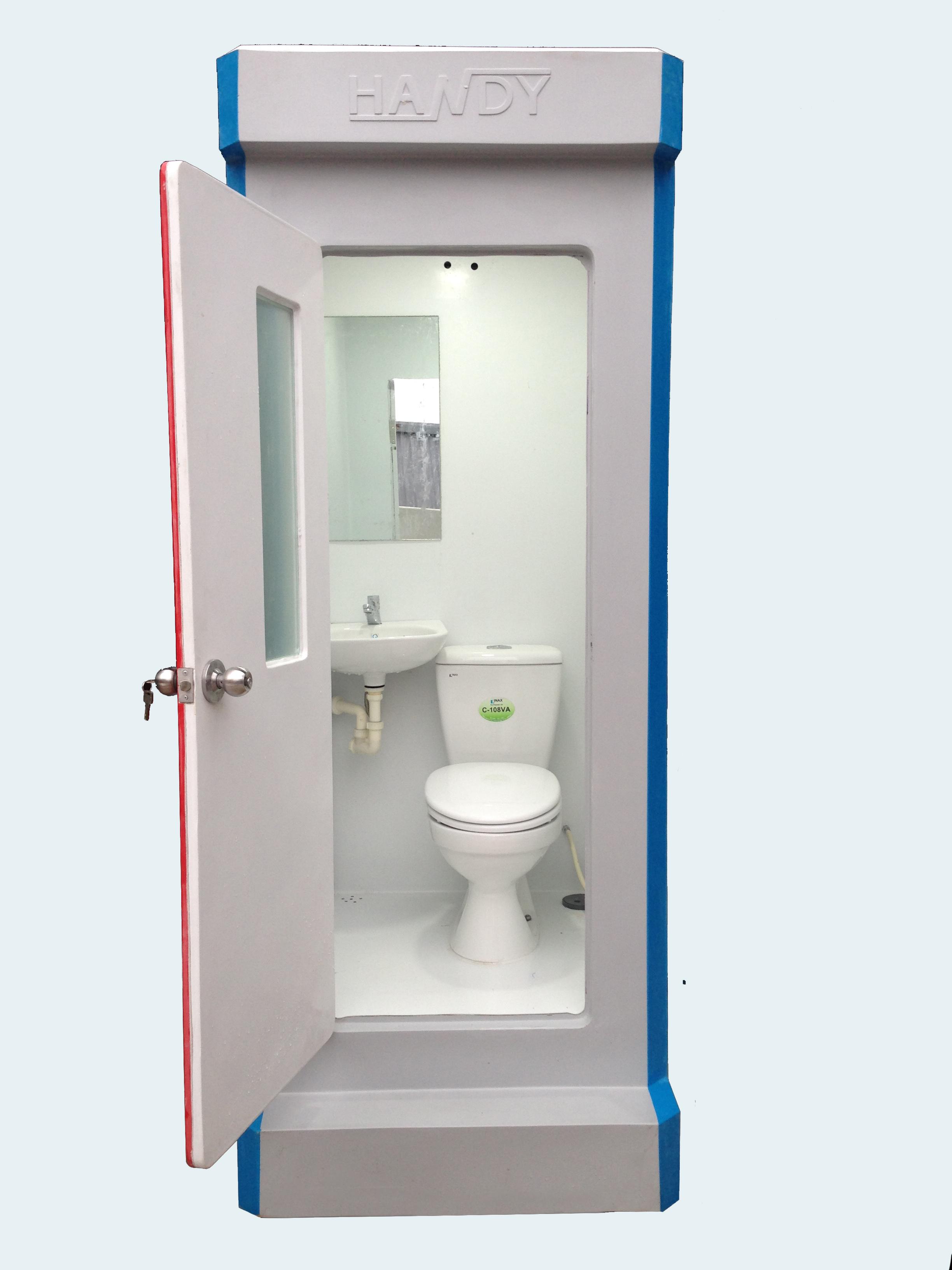 Nội thất nhà vệ sinh cao cấp