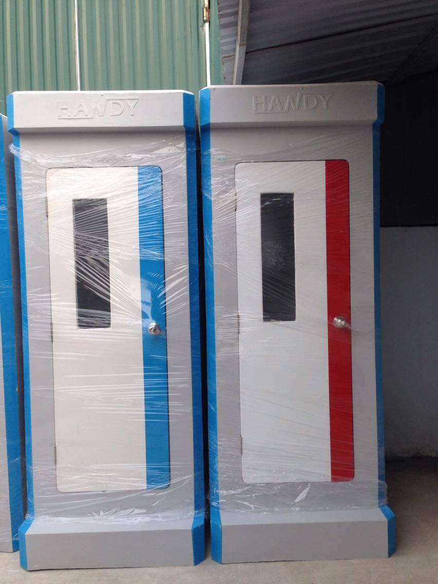 Nhà vệ sinh di động HANDY H17.2