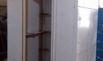Chế tạo mẫu nhà vệ sinh liền phòng tắm di động