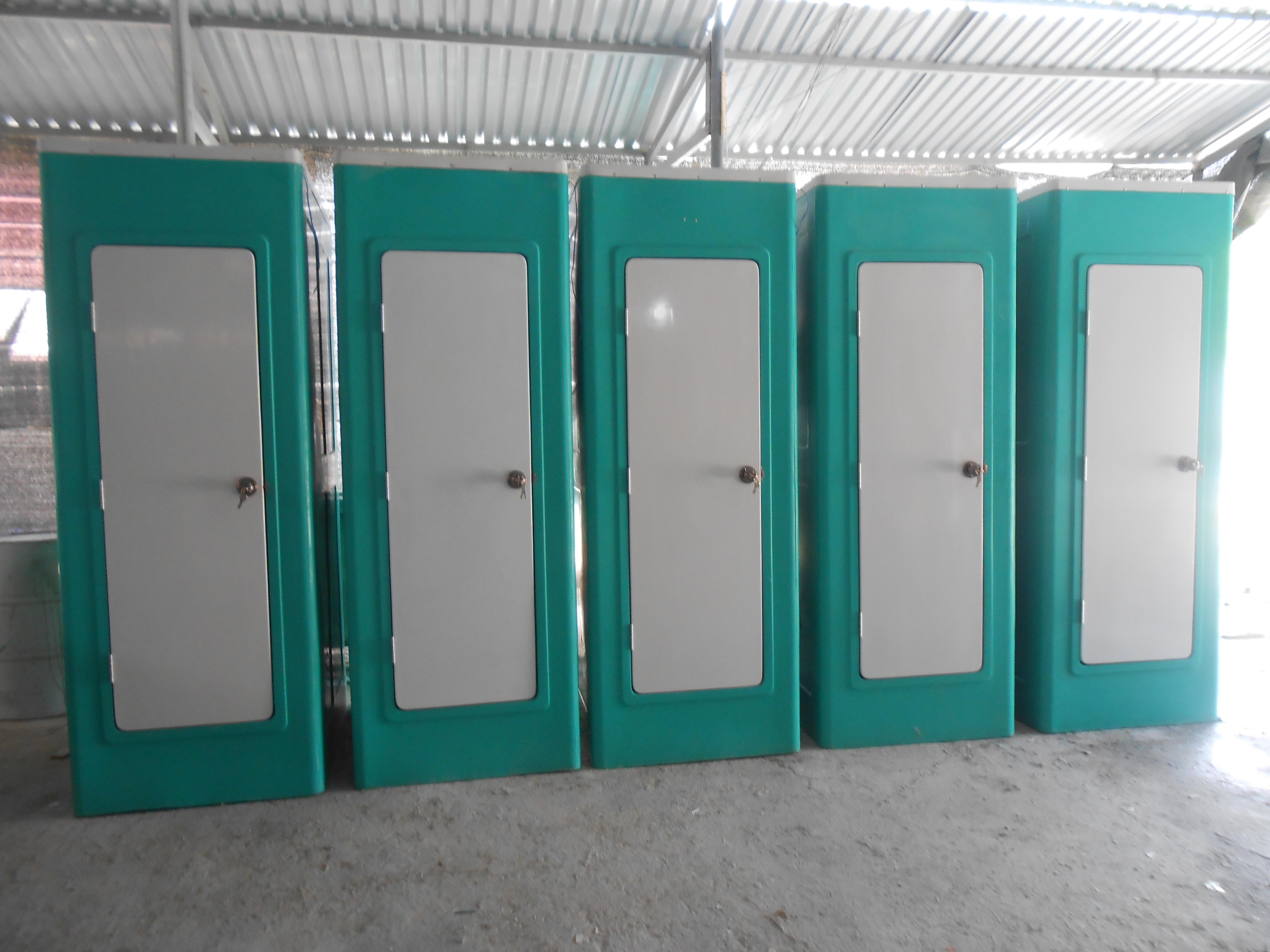 Cung cấp nhà vệ sinh di động cho công trình