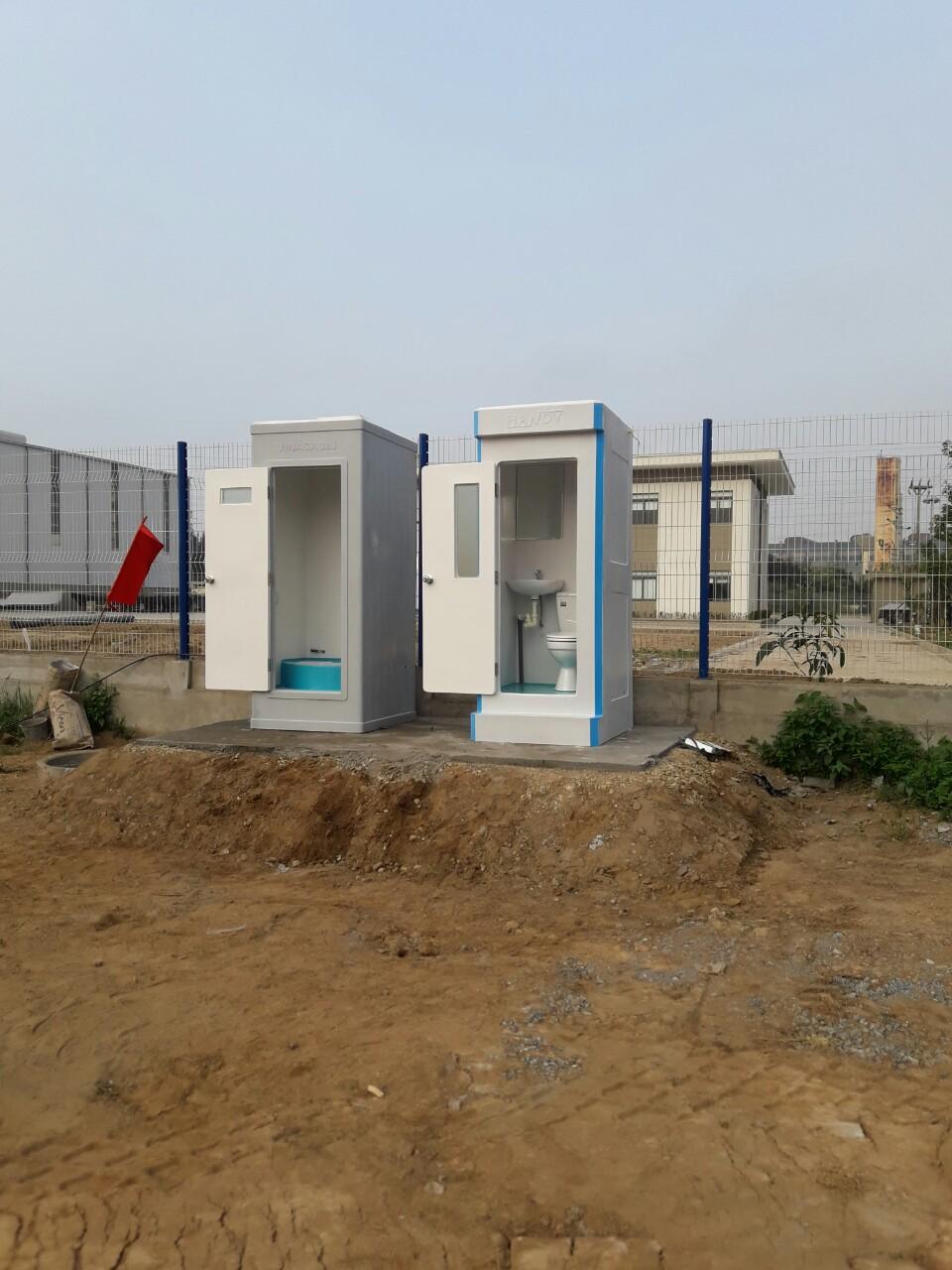 Nhà vệ sinh di động VINACABIN V17.3 và HANDY H17.2