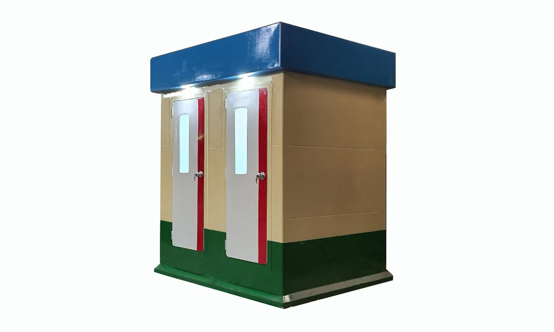 Nhà vệ sinh di động đôi Vinacabin