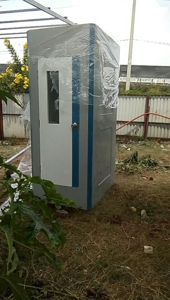 Giao nhà vệ sinh di động H17.1 tại Sài Gòn