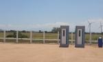 Nhà vệ sinh di động H17.1X được cấp cho nhà máy điện gió Ninh Thuận