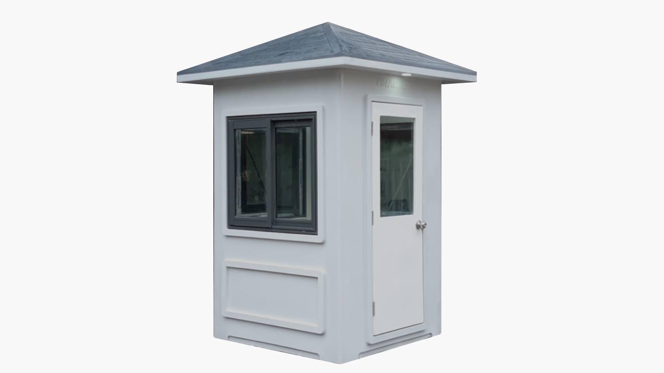 Chốt gác vuông mái nhọn bằng FRP