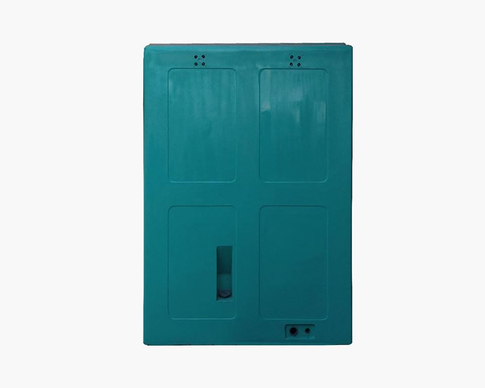 Mặt sau nhà vệ sinh công trình đôi V17.2