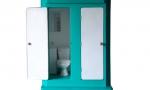 Nhà vệ sinh di động đôi V17.2C mới