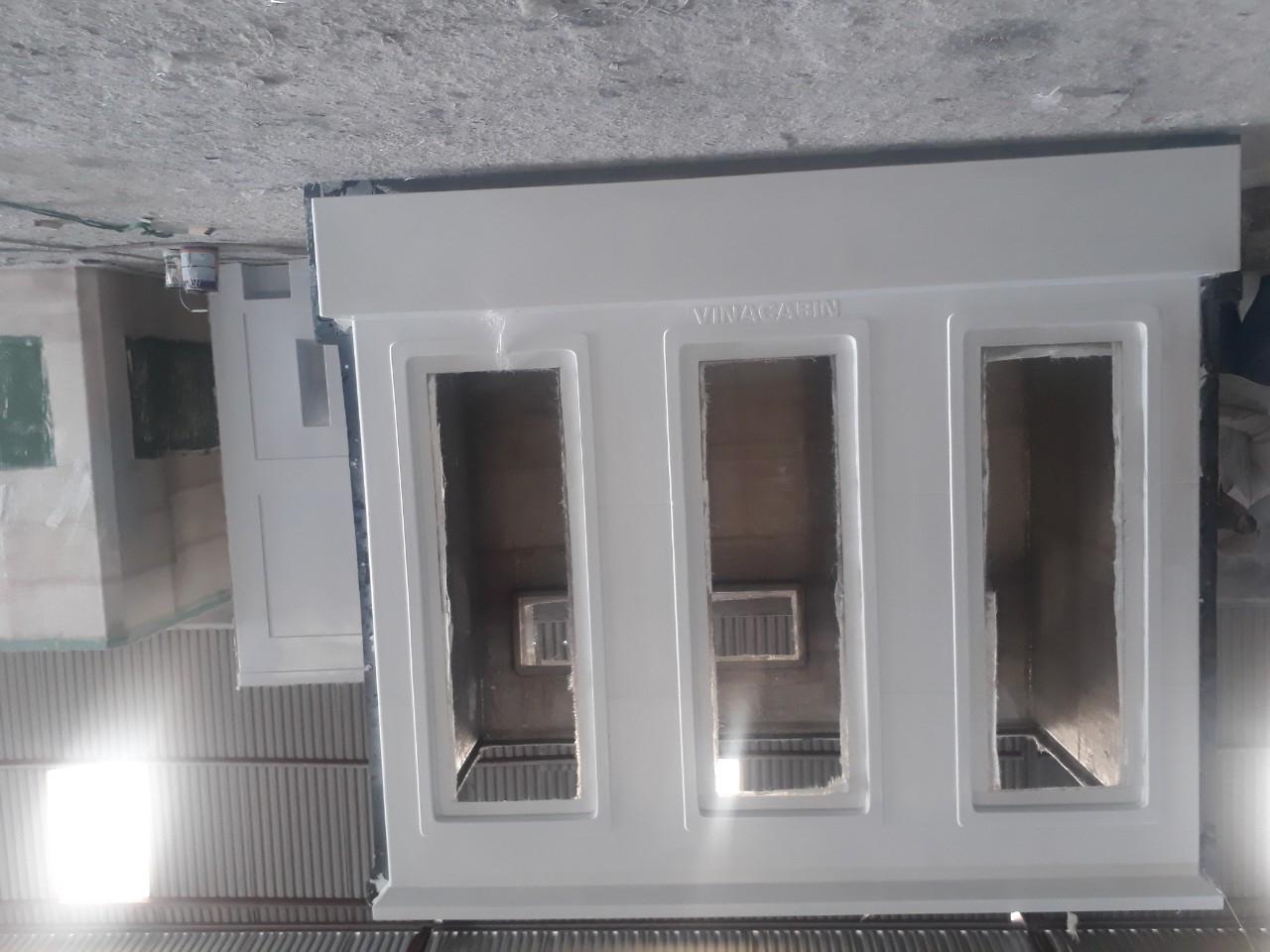 Sản phẩm cũng sẽ được trang bị bơm tăng áp để gia tăng áp lực nước