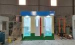 Nhà vệ sinh di động 2020 có kích thước cabin lớn hơn và tiện nghi hơn
