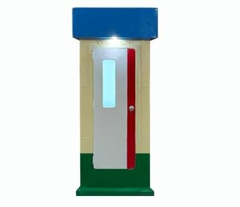 Nhà vệ sinh lưu động V18.1