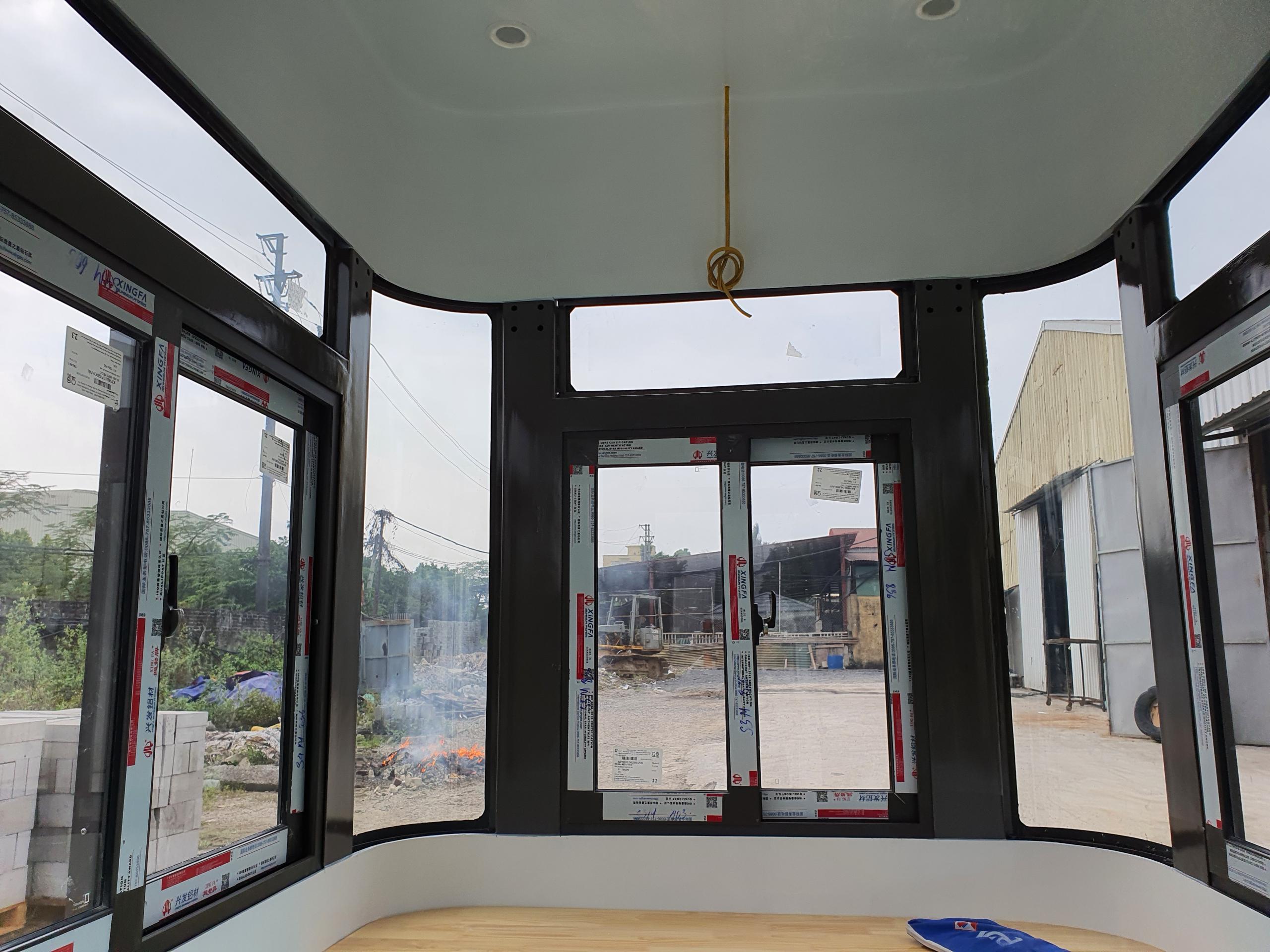 Cửa sổ và cửa đi nhôm Xingfa cao cấp