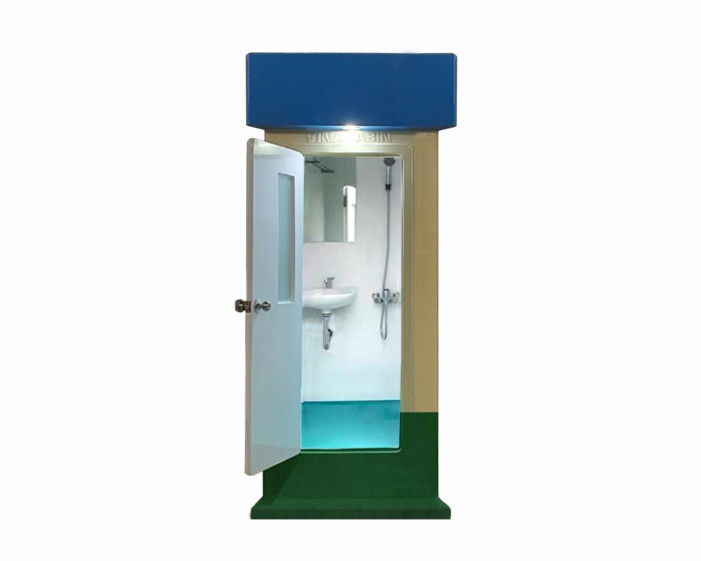 Nhà tắm di động Vincabin V18.1S