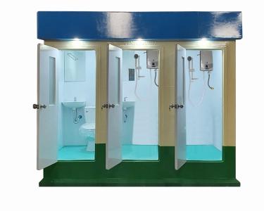 Nhà vệ sinh công cộng di động V18.3T