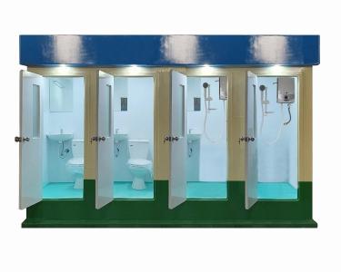 Nhà vệ sinh tắm công cộng