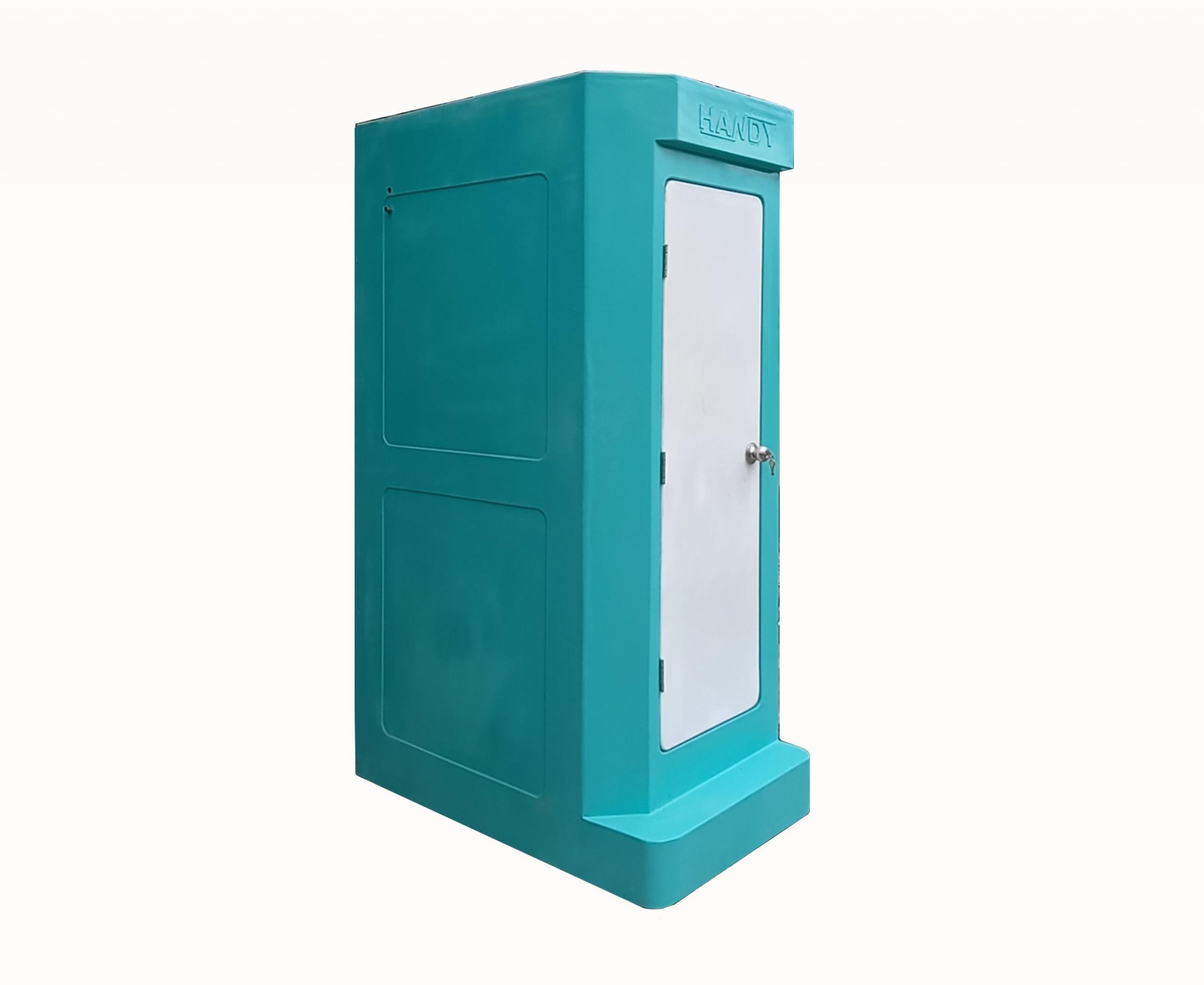 Nhà vệ sinh composite di động