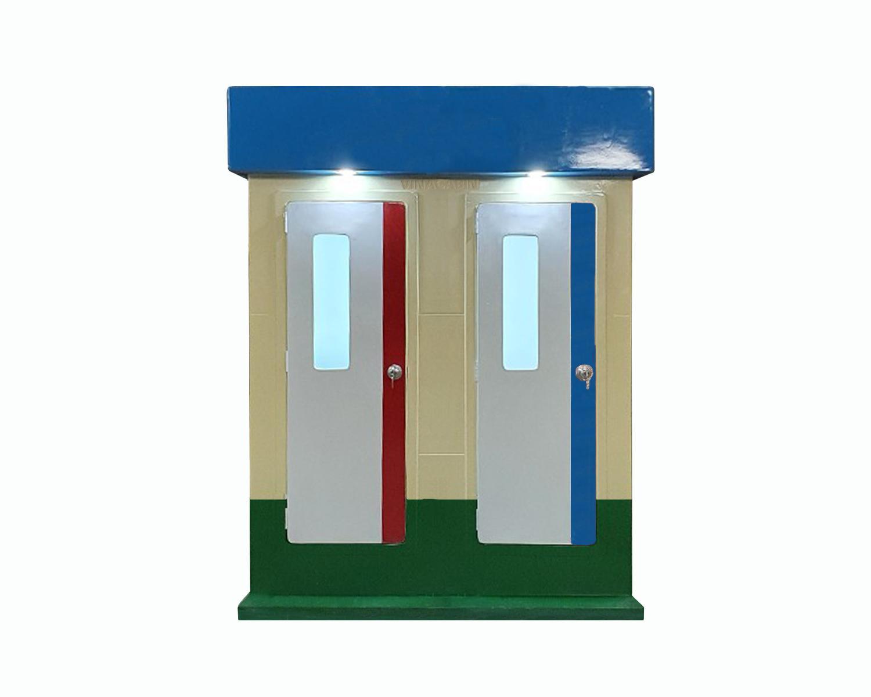 Nhà vệ sinh di động lắp đặt tại Đà Nẵng