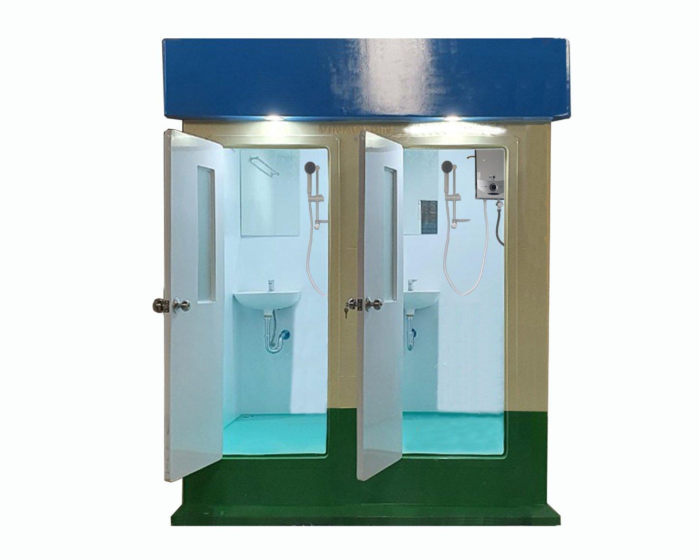 Nhà tắm di động đôi V18.2S