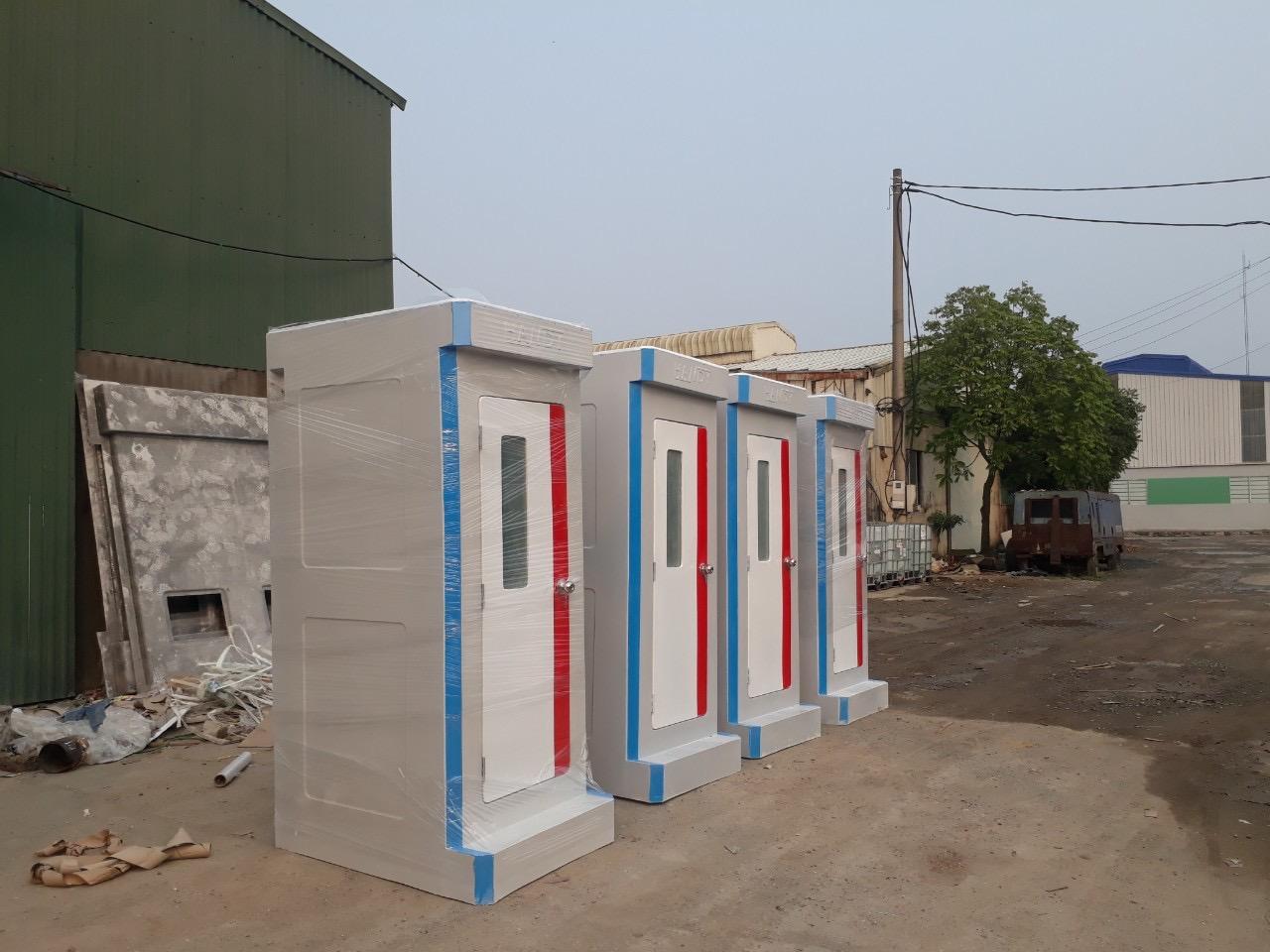 Nhà vệ sinh di động chất lượng cao