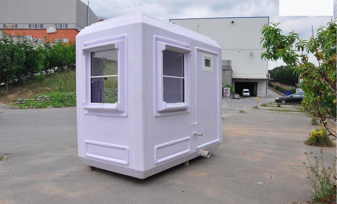Nhà vệ sinh di động bằng frp